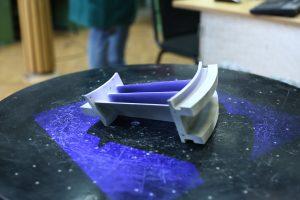 3D контроль отливки пакетов НЛ