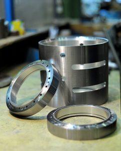 Вкладыш газомоторкомпрессора ГМК-10 и кольца уплотнительные ГПА