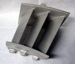 Отливка пакетов НЛ 3 ст. ГТД ДУ80