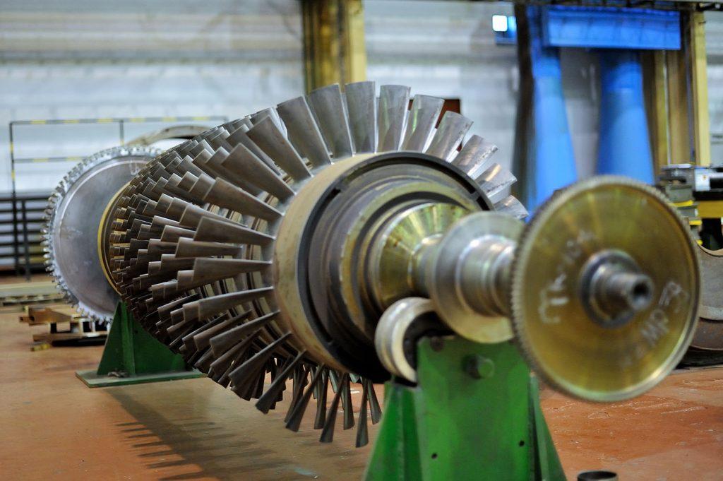 Ротор ОК ТВД ГТК 10-4